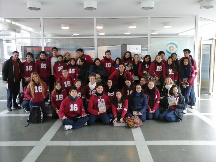 El Instituto Nuestra Señora del Pilar visitó el Museo