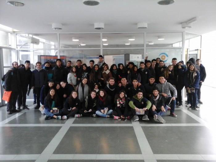 El Instituto Estudios Superiores visitó el Museo