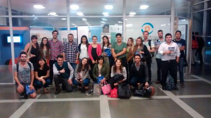 Alumnos de Prácticas para la Inclusión Social visitaron el Museo