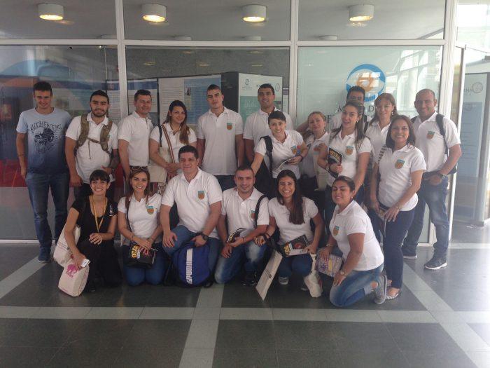 De Colombia al MDE: visita de la CEIPA Business School