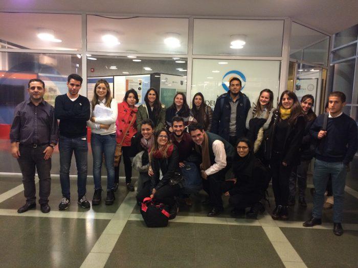 Alumnos de la materia Practicas para la inclusión social visitaron el Museo