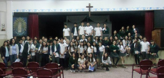 Nueva visita a José C. Paz