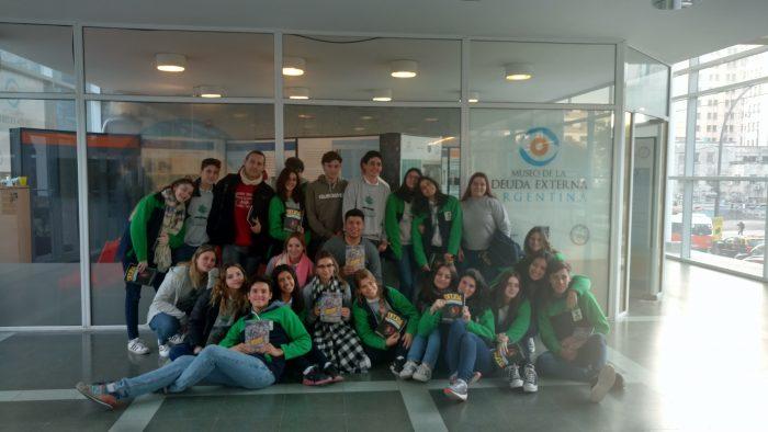 El colegio Bertrand Russell visitó el MDE
