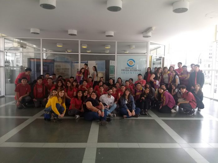 Almafuerte abrió la semana del Museo