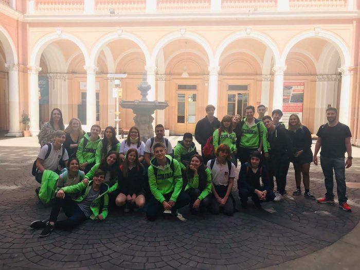 El Colegio Sagrada Familia y su visita al Museo